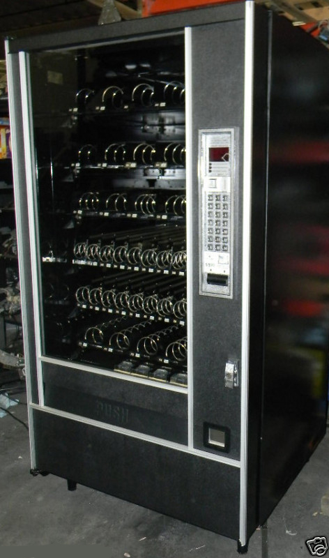 automatic products vending machine code