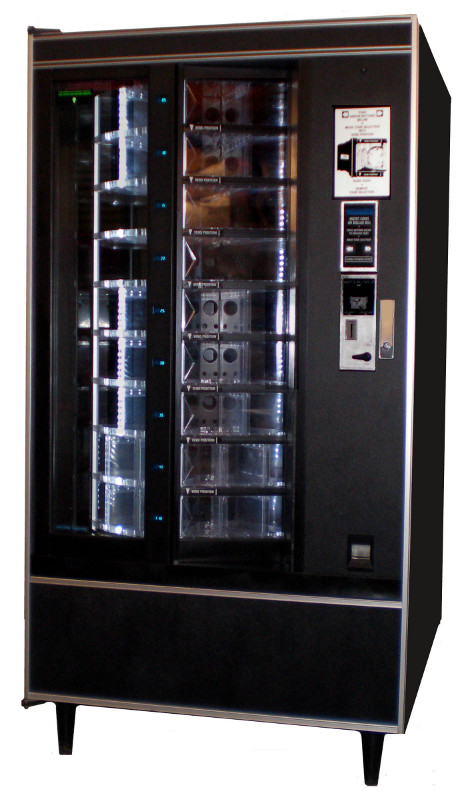 national vending machine parts