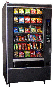 Snack Vending Machines